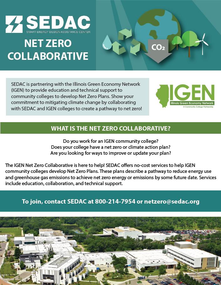 Net Zero collaborative brochure
