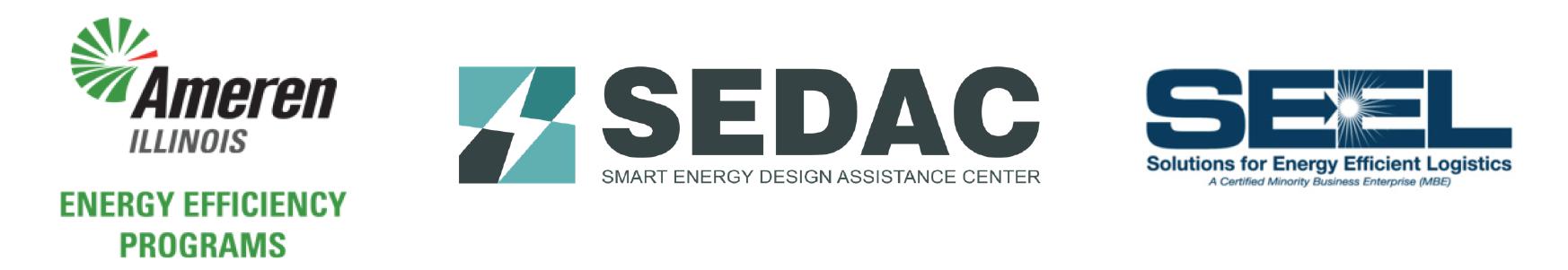 Ameren Illinois Energy Efficiency Programs, SEDAC, and SEEL