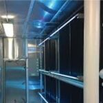 Image of in-duct or air handler UVGI
